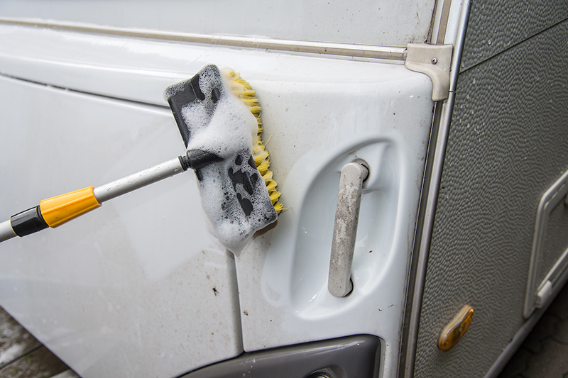 Caravan Cleaning Services in High Wycombe Buckinghamshire